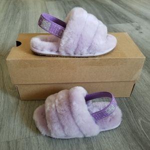 UGG Toddler  Fluff Yeah Slide Slippers